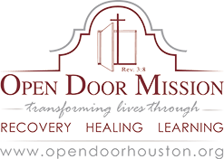 Open Door Mission – Houston Logo
